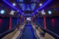 Huge Miami Party Bus