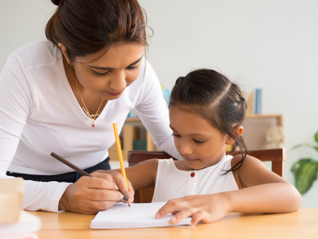 Supporting parents with home learning