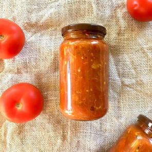 Sugar-Free Tomato Relish