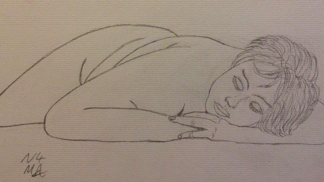 """BBW sleeping"""