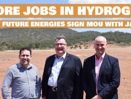 More jobs in Hydrogen