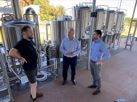 Queensland Craft Brewing Strategy