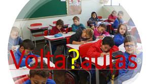 Sem planejamento, volta às aulas pode contaminar 9,3 milhões