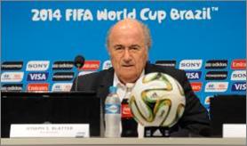 Copa do Brasil foi excepcional e será difícil superá-la, diz  o presidente  da  FifaTomaz Silva/Agência Brasil