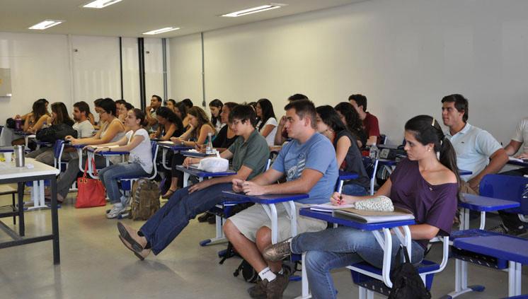 O acesso à educação superior tem sido ampliado graças ao ProUni, que já concedeu mais de 1,7 milhão de bolsas (Foto: Fabiana Carvalho/Arquivo MEC)