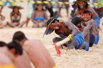 Jogos dos Povos Indígenas reservam novidades para 2015