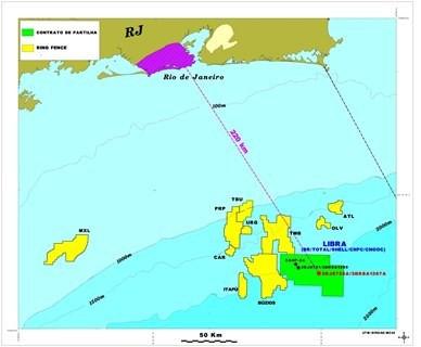 Petrobras encontra mais um reservatório de hidrocarbonetos em Libra - Agência Petrobras