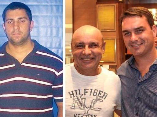 Miliciano morto era ligado a Jair e Flávio Bolsonaro