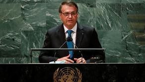 Na ONU, Bolsonaro mostra Brasil que não existe; veja lista de mentiras
