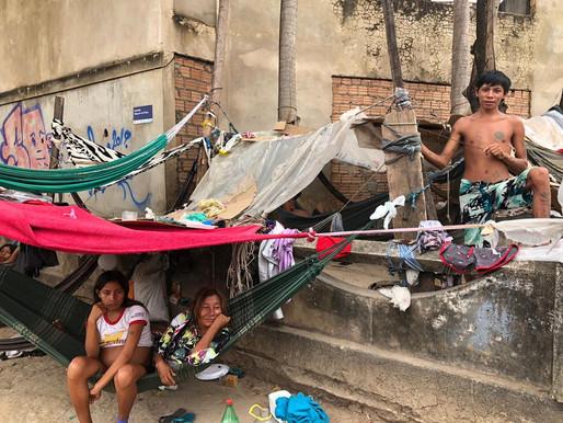 Novos casos de Covid-19 em funcionários indígenas impõe alerta na Terra Yanomami