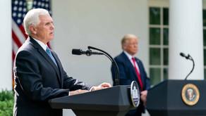 Democratas dão ultimato a vice-presidente dos EUA para afastar Trump do cargo