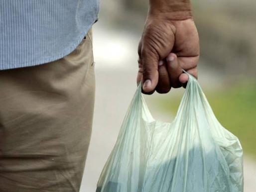 Lei das sacolas plásticas entra em vigor e consumidores aprovam a nova medida
