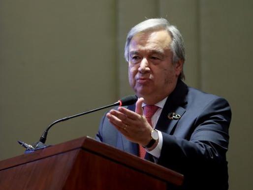 Secretário-geral da ONU critica medida anti-imigração de Trump