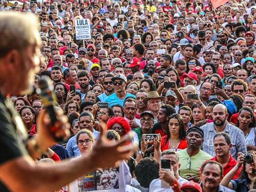 """Lula em carta: """"Vamos fazer deste 2021 o Ano da Vida"""""""