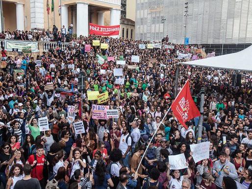 Treze capitais já anunciaram atos em defesa da educação no dia 30