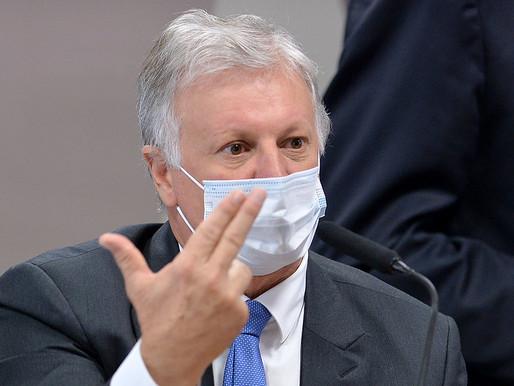 Braço direito de Pazuello escancara informalidade com que governo tratou pandemia