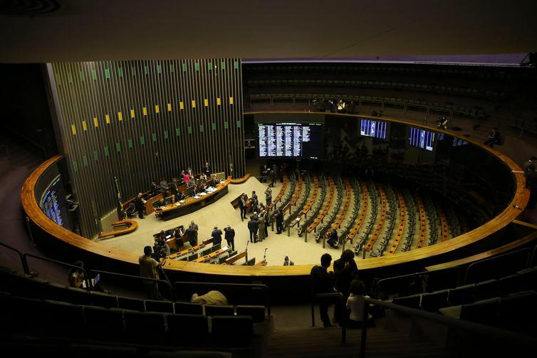 Plenário da Câmara -José Cruz/Arquivo Agência Brasil
