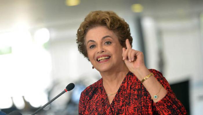 Presidenta eleita Dilma Rousseff