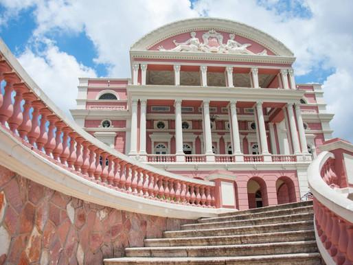 Teatro Amazonas comemora 124 anos com lançamento de vídeo especial