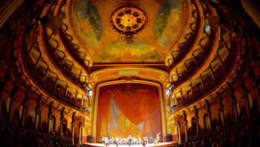 Agenda do Teatro Amazonas em setembro terá Série Guaraná e shows de Adriana Calcanhotto e Rubel