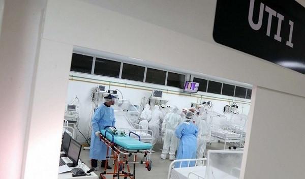 Hospitais de campanha em Manaus, Amazonas