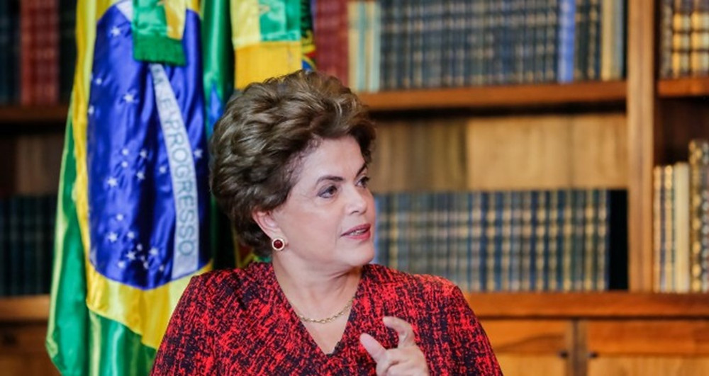 Presidenta Dilma Rousseff durante entrevista para EBC. Foto: Roberto Stuckert Filho/PR