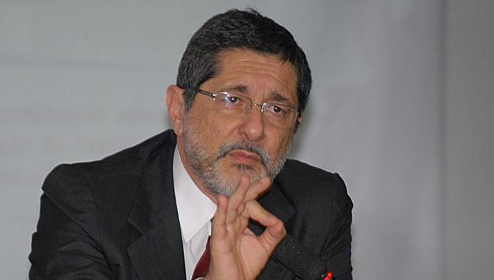 ex-presidente da Petrobras, José Sérgio Gabrielli