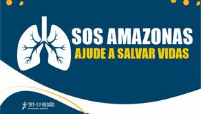 TRT11 lança campanha de arrecadação de fundos para o enfrentamento da Covid-19 no Amazonas
