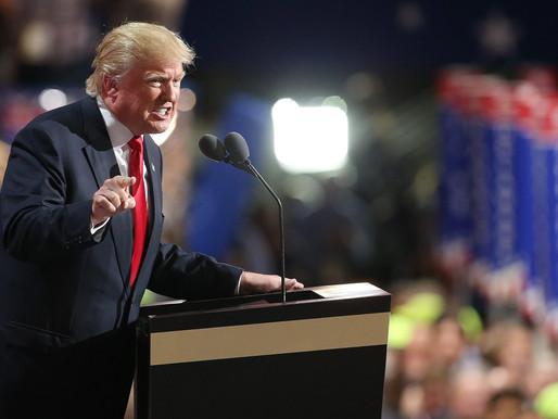 Popularidade de Trump é uma das mais baixas para um presidente em décadas