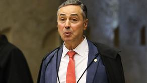 Barroso vai relatar ação contra medidas restritivas de três estados