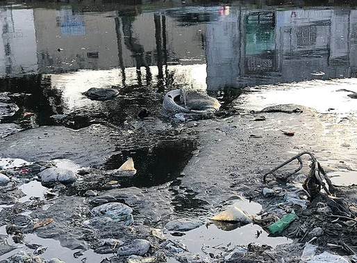Exemplos mostram fracasso da privatização do saneamento