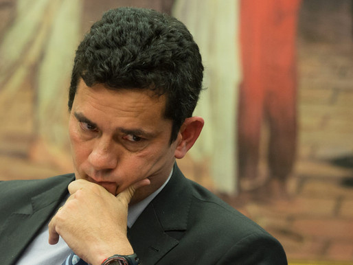 Sérgio Moro mente sobre Lula em entrevista à Globonews