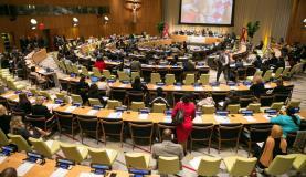 ONU discute combate ao HIV e à aidsUnaids/Divulgação