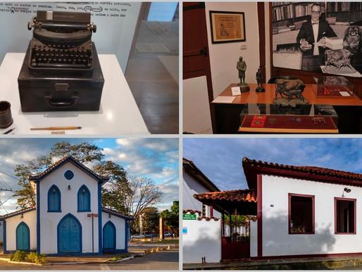 Guimarães Rosa virtual, mas realista: evento vai discutir 'o bem e o mal' na obra do escritor