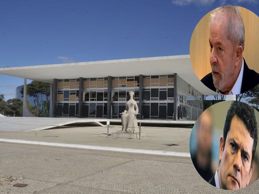 STF deixa para 2020 julgamento sobre suspeição de Moro, que pode anular processos de Lula