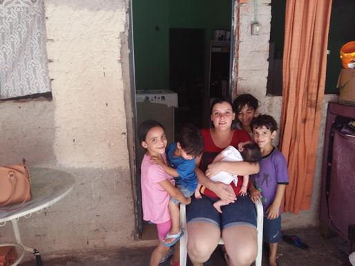 'Foi a coisa mais importante que aconteceu na vida', diz beneficiária do Minha Casa Minha Vida