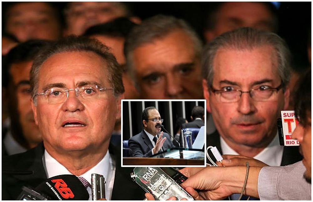 Foto: Fabio Rodrigues Pozzebom e Foto: Geraldo Magela/Agência Senado