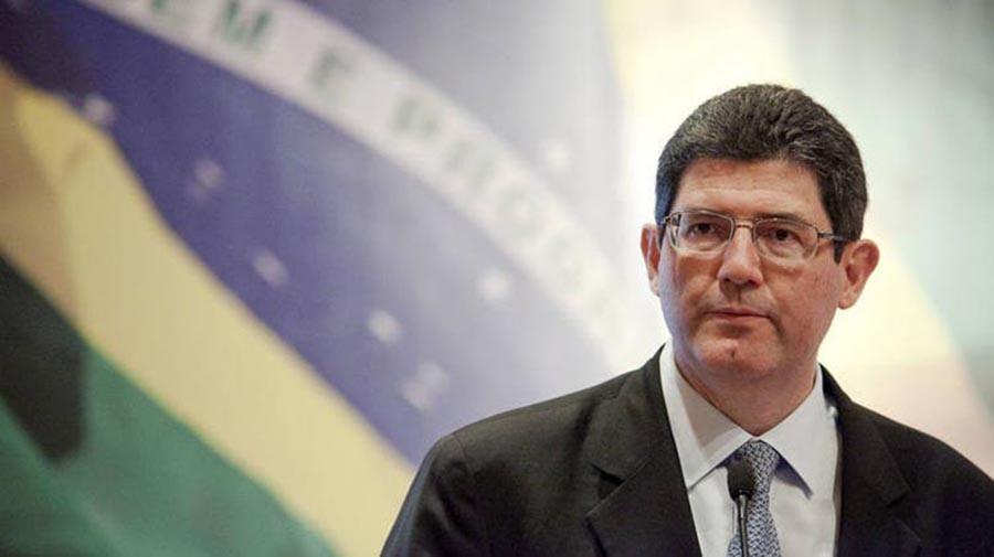"""Joaquim Levy: """"Com a aprovação do PLN 5 pela CMO nesta terça-feira (17) conseguimos um passo importante para preparar que 2016 seja um ano positivo"""""""