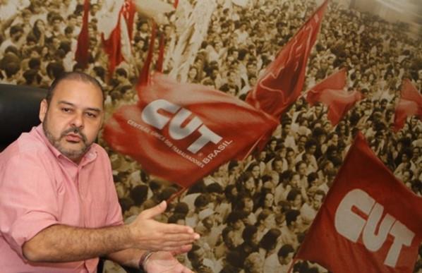 Vagner Freitas - Presidente Nacional da CUT - Foto: Roberto Parizott