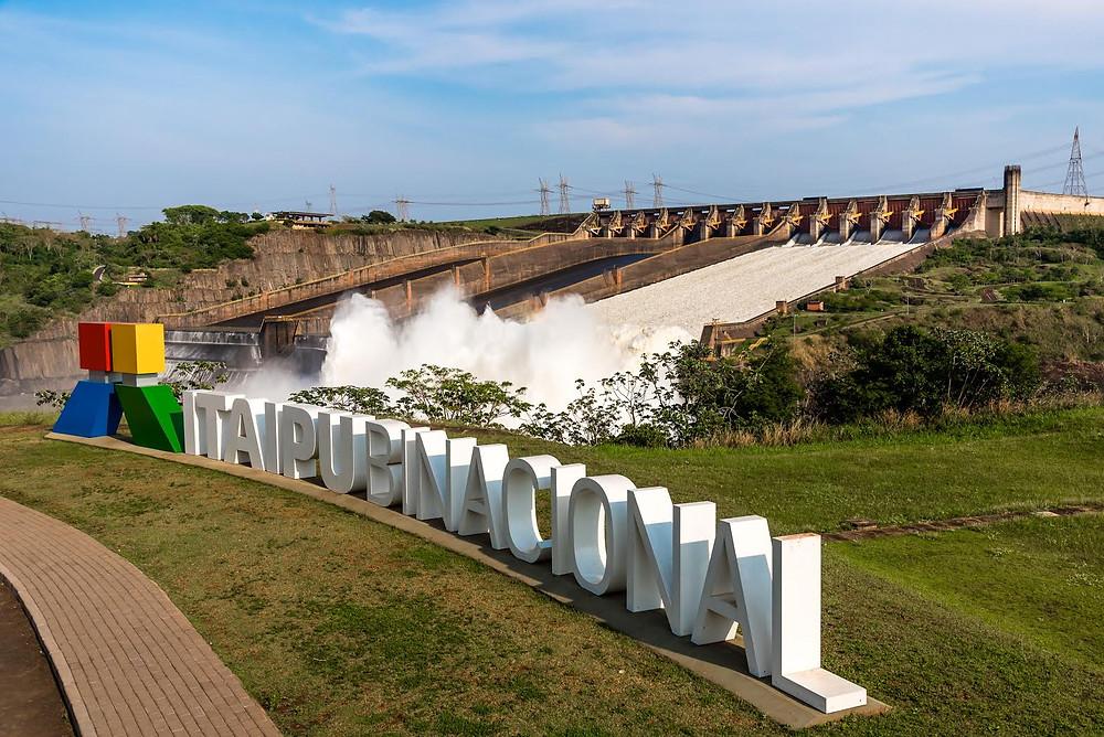 usina Itaipu Binacional - Foto: Rubens Fraulini / Itaipu Binacional