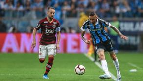 Grêmio e Flamengo empatam em 1 a 1 na semifinal da Libertadores