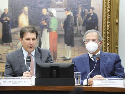 Paulo Guedes admite mudanças na proposta original da reforma administrativa