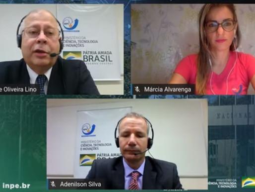 LIT e satélite Amazônia-1 são destaques do tour virtual ao Inpe na Semana Mundial do Espaço