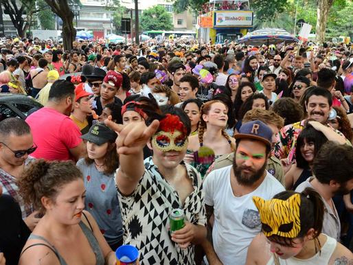 Polícia usa sistema de reconhecimento facial no carnaval de São Paulo