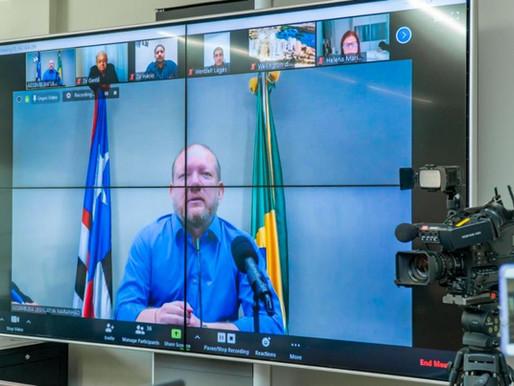 Othelino destaca relevância da aprovação de novas medidas de combate à COVID-19 no Maranhão
