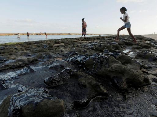 Marinha diz que não há confirmação de mancha de óleo no sul da Bahia