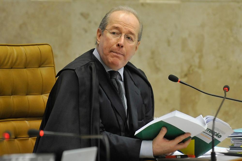 Ministro Celso de Mello, do Supremo Tribunal Federal (STF),