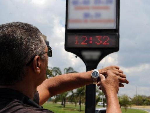 Horário de verão termina neste domingo; relógios devem ser atrasados em uma hora