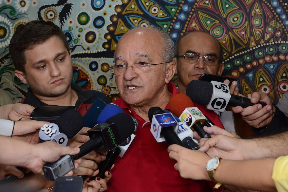 Ex-governador José Melo foi cassado em maio deste anoHerick Pereira/Arquivo/Secom-Amazonas