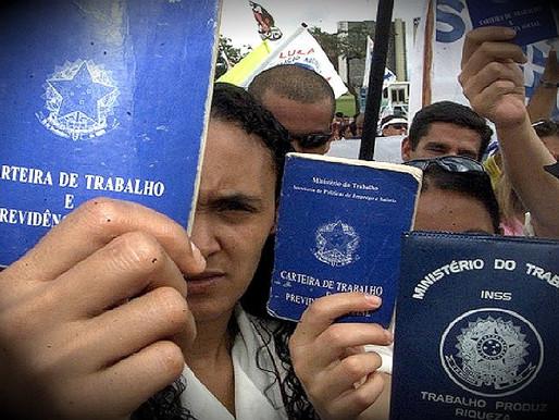 Reforma Trabalhista completa 3 anos com legado de quase 14 milhões de desempregados
